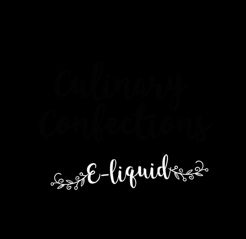 Culinary Confections E-Liquids